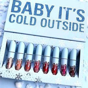 ❄️ Kylie Baby It's Cold Outside mini lip set❄️
